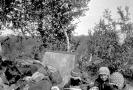 Elever bild 16 Lektion i det fria Dödesskog sommaren 1925