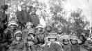 Elever bild 18 Snapshot från söndagsskolan i Dödesskog sommaren 1924